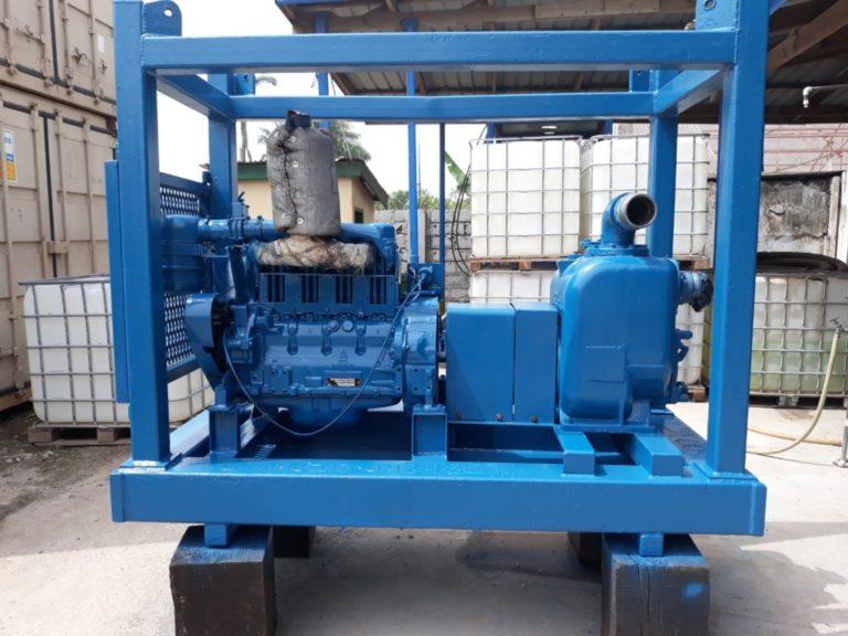 Brine filtration Services - Brine filtration