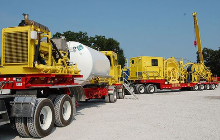 Oil and Gas - Well Stimulation and Nitrogen Pumping services