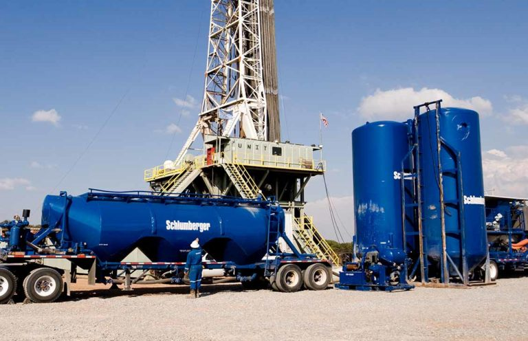Oil and Gas Services - Cementing Services